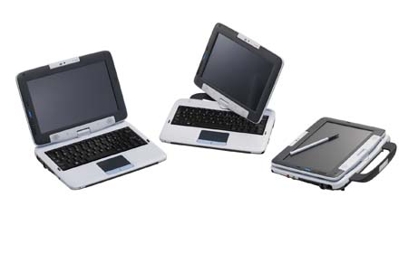 2Go PC - Notebook and Tablet in One